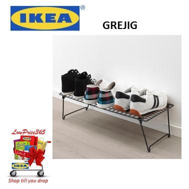 IKEA GREJIG Shoe Rack   1 PIECE | Shopee Malaysia