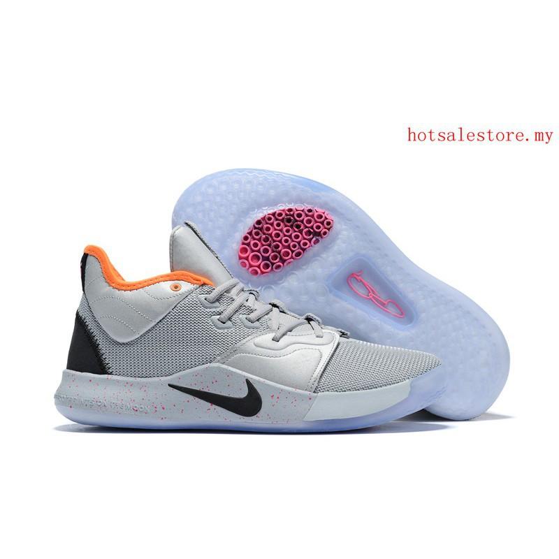 watch 02886 59110 Nike PG 3 EP Basketball Shoes Paul George III Men Sneakers Sport Basket  Kasut 03