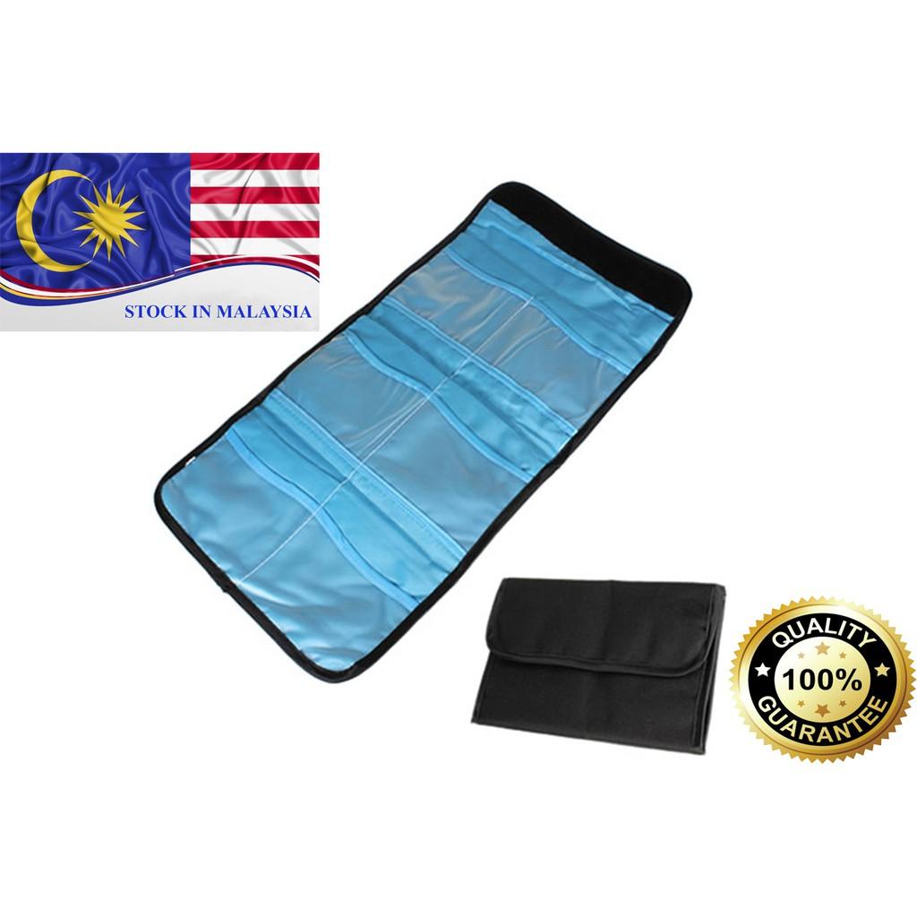 Fotga Lens Filter Wallet Case 6 pockets (Ready Stock In Malaysia)