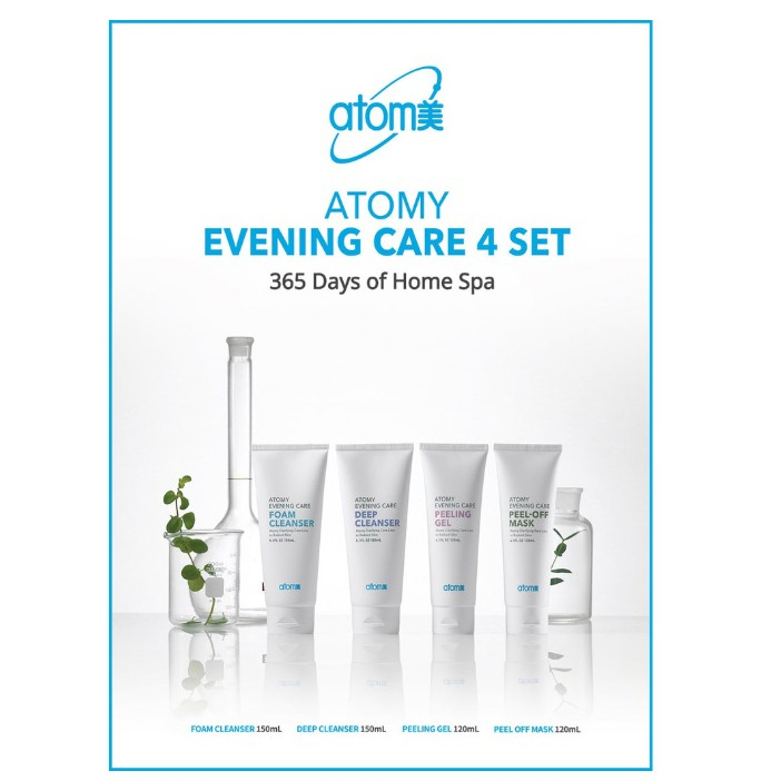 HOT ~ Atomy Evening Care Set