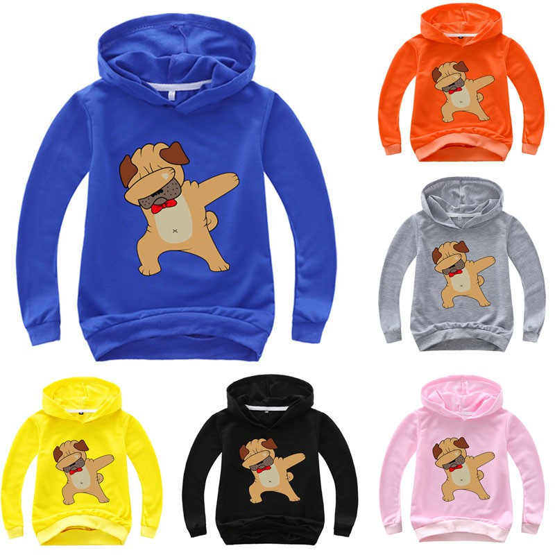 Little Boys Dinosaur Pullover Hoodies Casual Hooded Kids Long Sleeve Sweatshirts for Toddler 3-8 Years