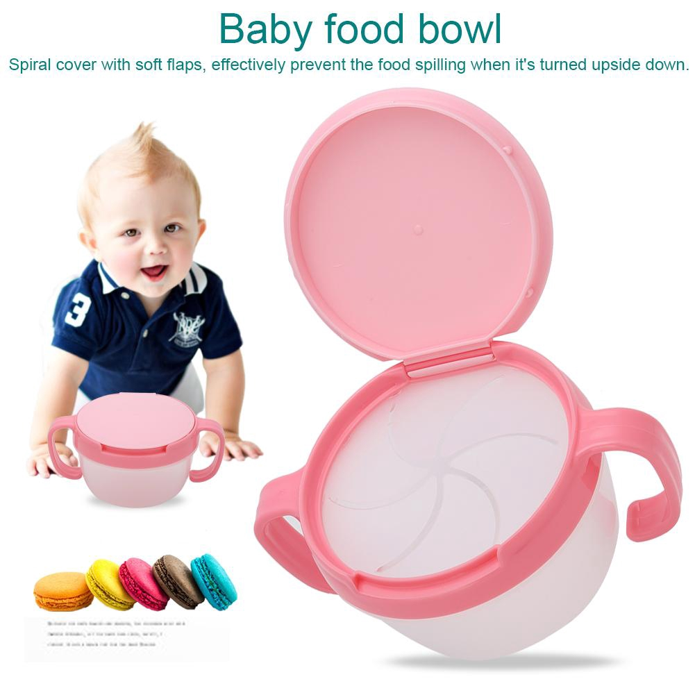 Dual handle Candy Container BPA Free Dual handle Spill-proof