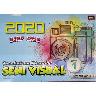 2020 Pendidikan Kesenian Seni Visual Tahun 1 Shopee Malaysia