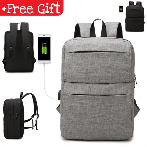 2da1c0e5bf New Durable Leather Backpack Design Travel Laptop Casual Bag 172 ...