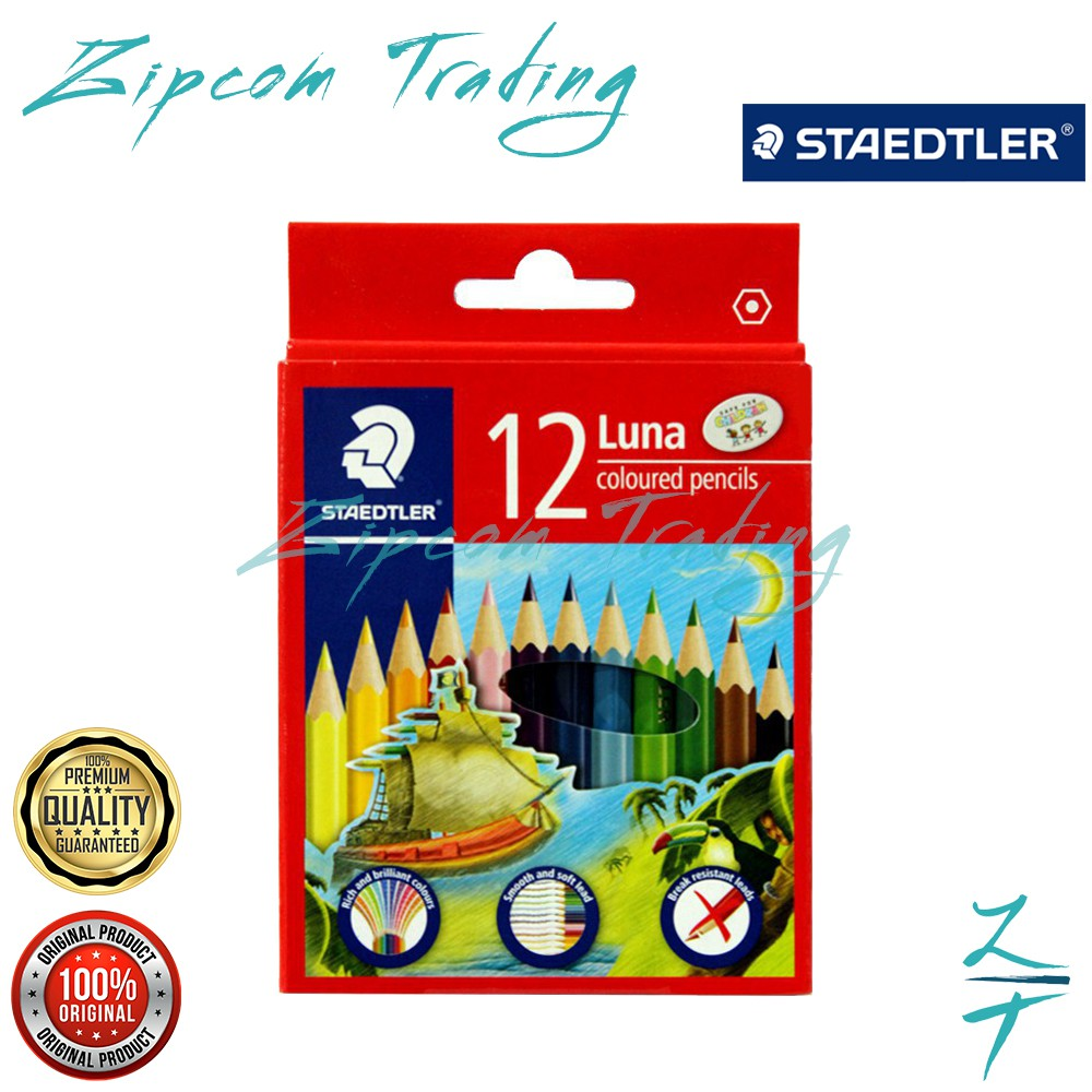 STAEDTLER Luna Coloured Pencils