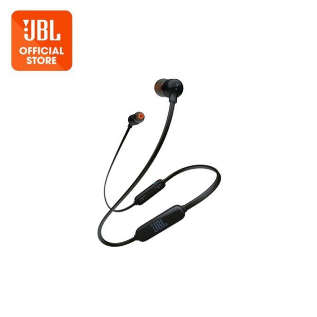 JBL T110BT BLUETOOTH WIRELESS EARPHONES WITH REMOTE CONTROL