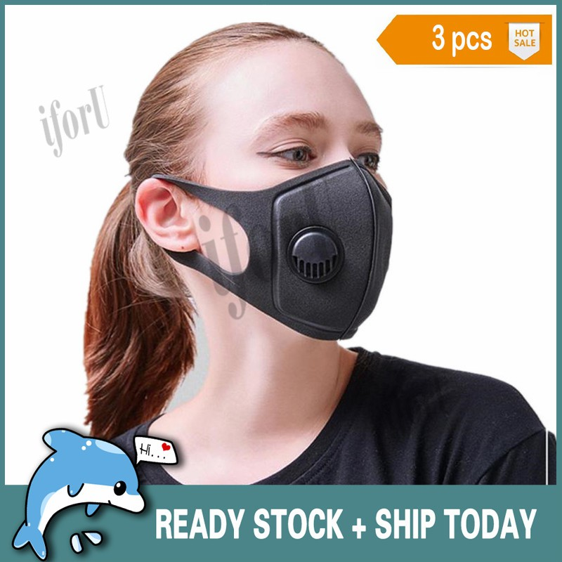 1pcs Mask Dust Mask Anti Pollution Mask Pm2.5 Activated Carbon Filter Insert Can Be Washed Reusable Pollen Cotton Mouth Mask Health Care