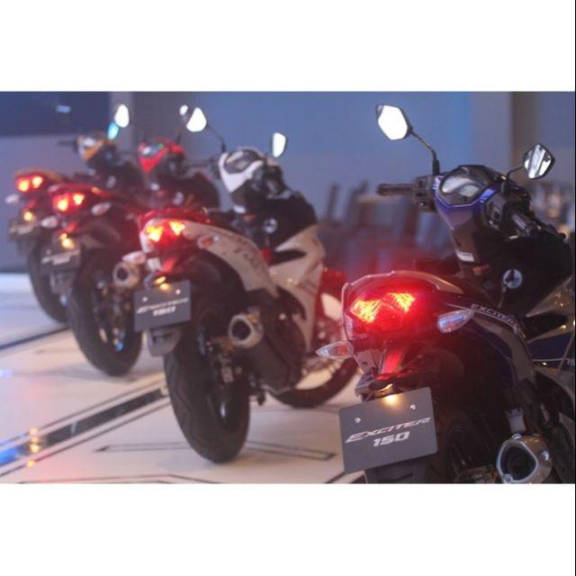 Lampu Belakang Tail Rear Lamp Exciter 150 Mx King Y15zr Y15 100% Original  Yamaha