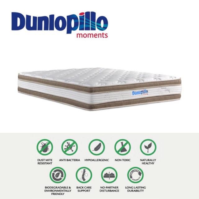 Dunlopillo Nature Living Mattress Shopee Malaysia