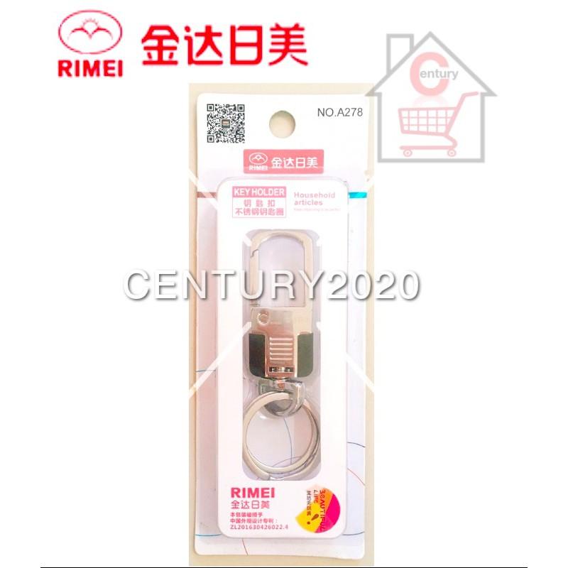 RIMEI Key Chain Key Ring Key Holder Multi-functional Keychain A278