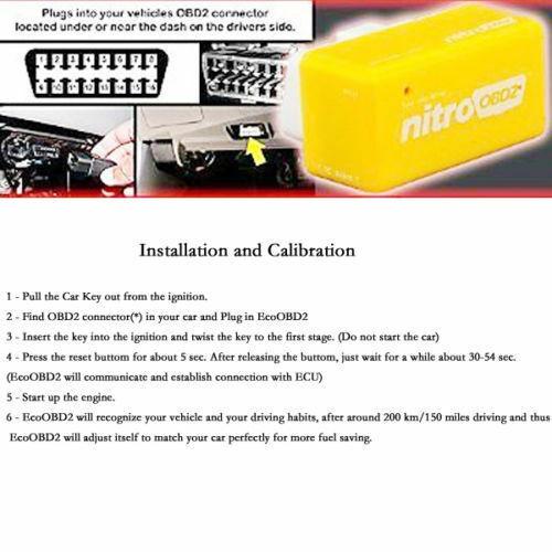 OBD2 Performance Tuning Chip MAZDA PROTEGE 1996-2003 ECU Tuner Engine Upgrade