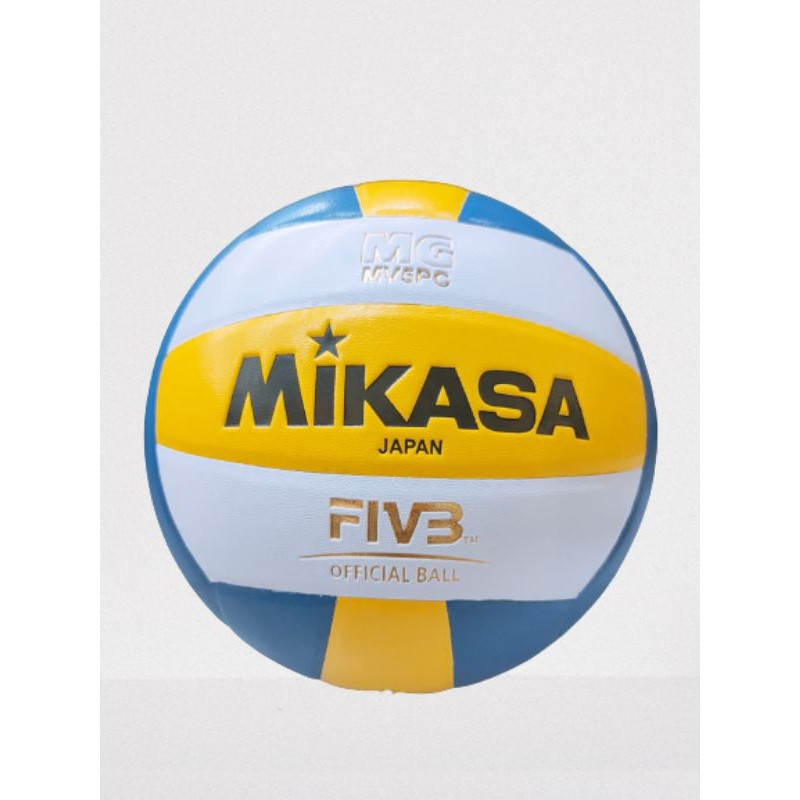 MIKASA MV5PC VOLLEYBALL FIVB OFFICIAL BALL !!  !! FREE NET AND NEEDLE