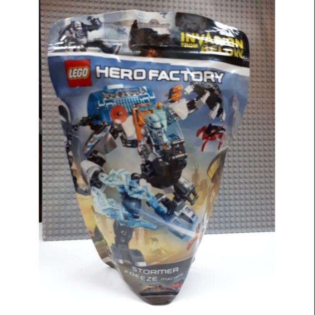 44017 Machine Lego Hero Stormer Freeze Factory 3q4AjL5R