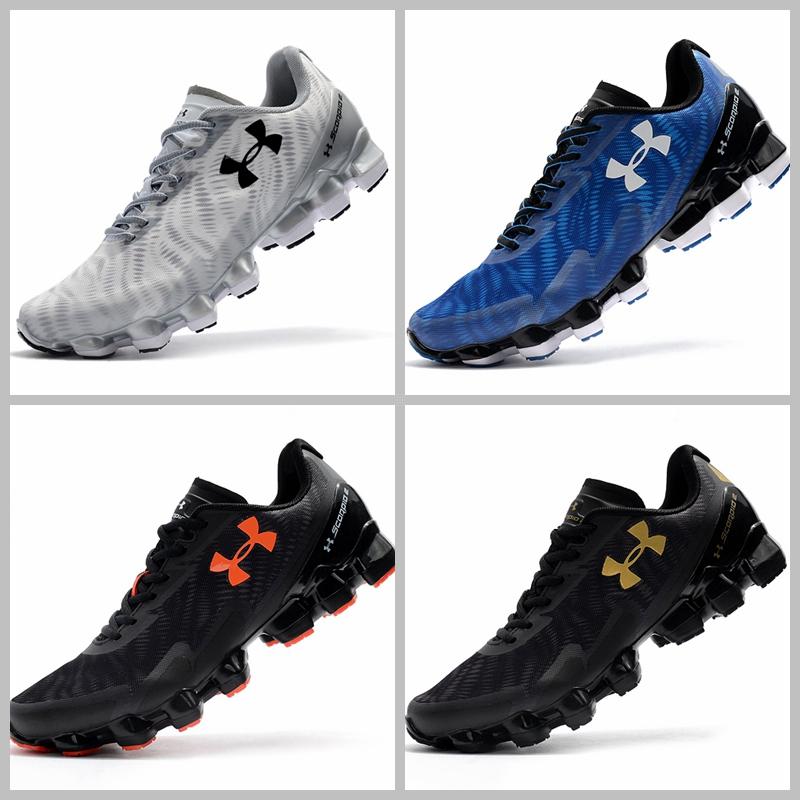 2019 Men/'s UA Mens Under Armour Scorpio 3 Generation Running Shoes Leisure shoes