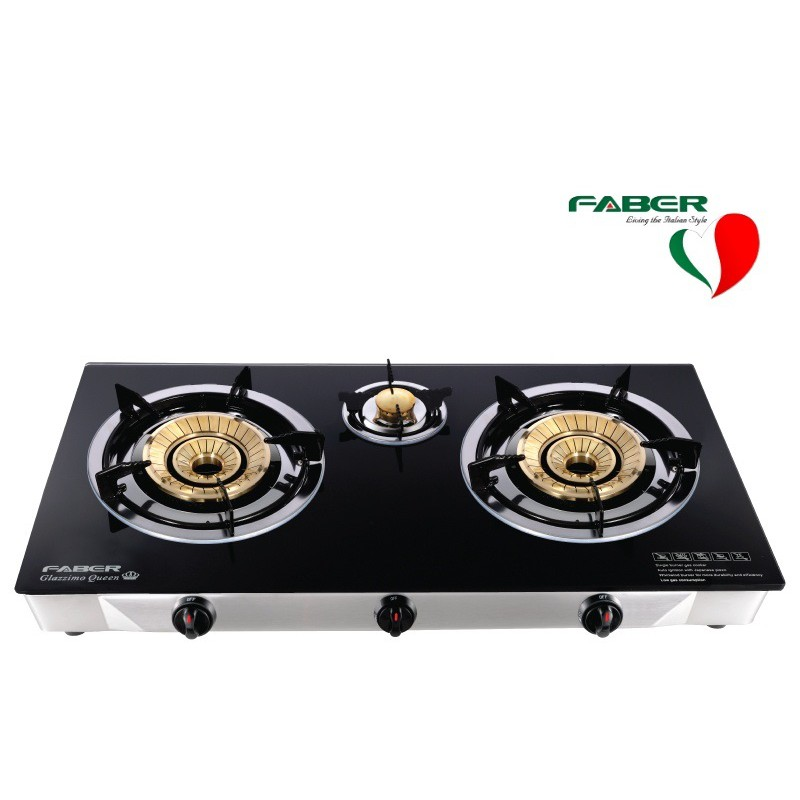 FABER Glass Cooker FC Glazzimo Queen 7133