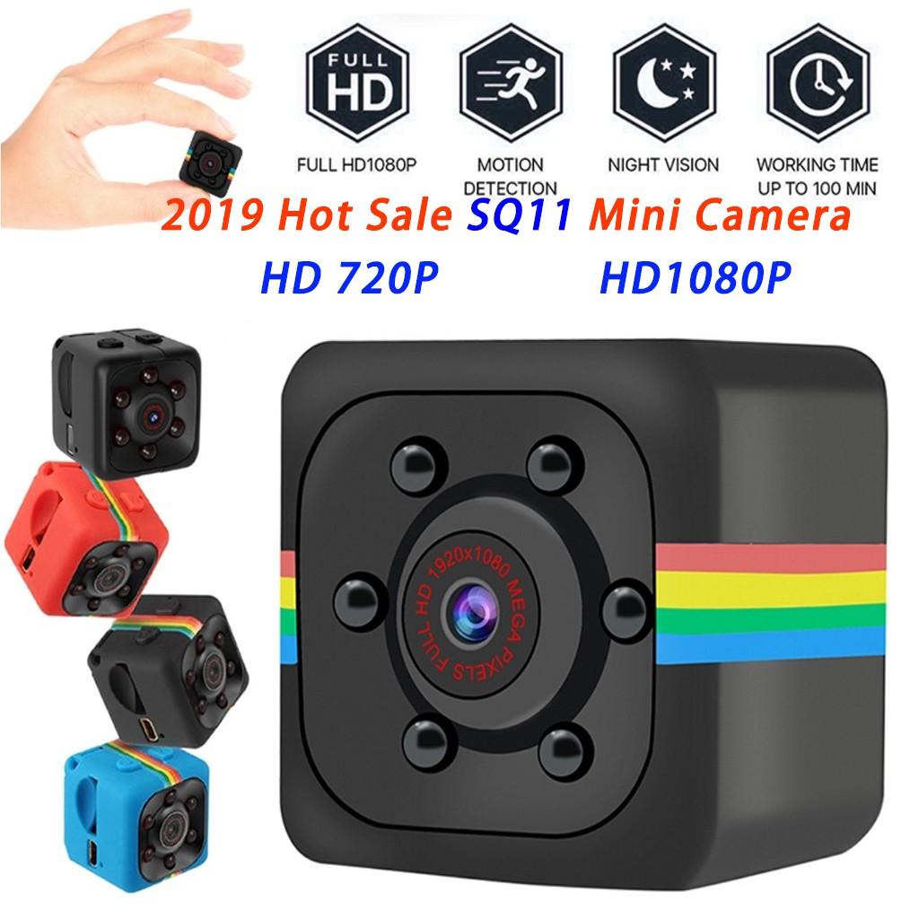 SQ8 Mini Hidden HD 1080P DVR Camera Recorder Dash Night Vision Home Surveillance
