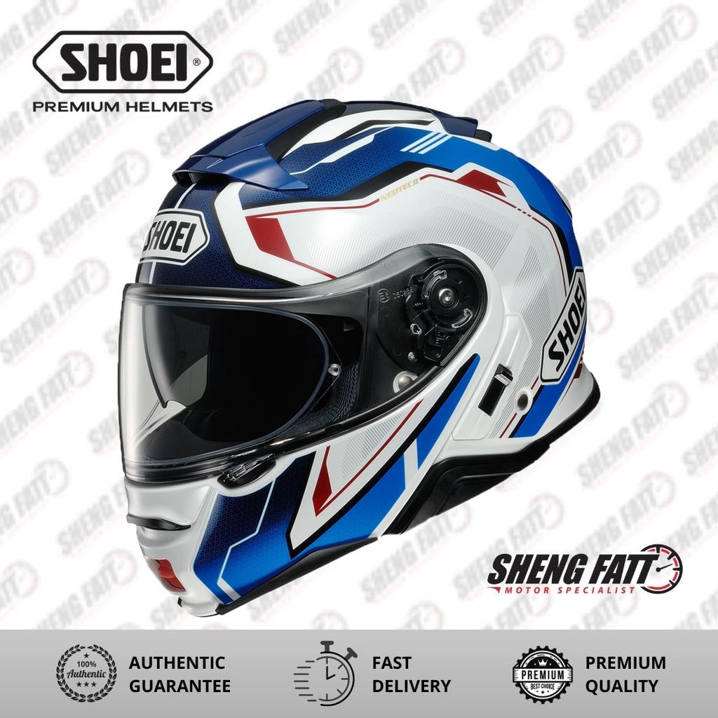 Shoei Neotec 2 Respect TC10 Full Face Helmet