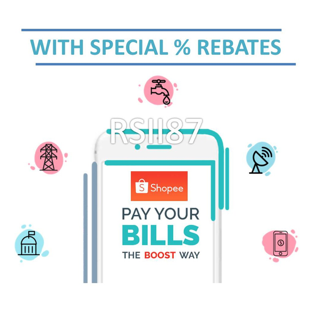 Local Malaysia Bill Payments with Special Rebates