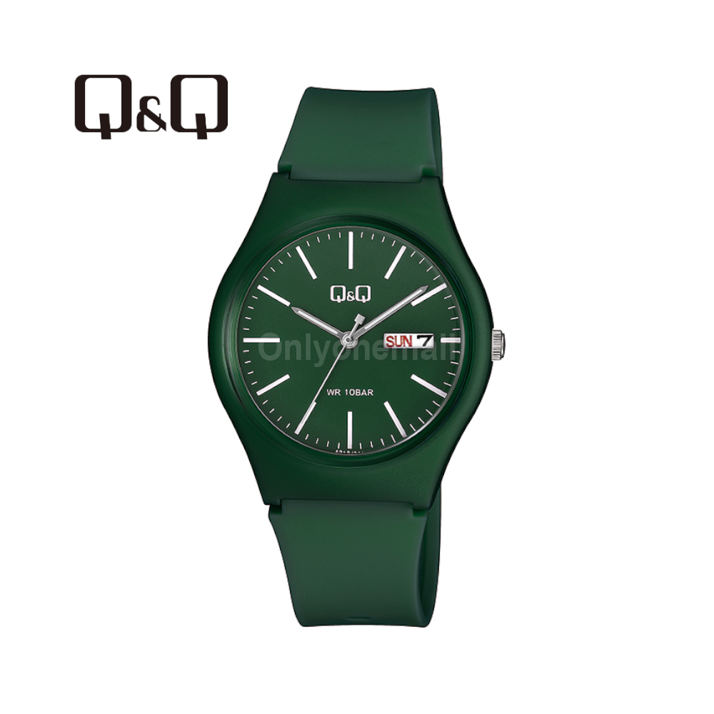 Q&Q A212J013Y 38mm Casual Analogue Watch