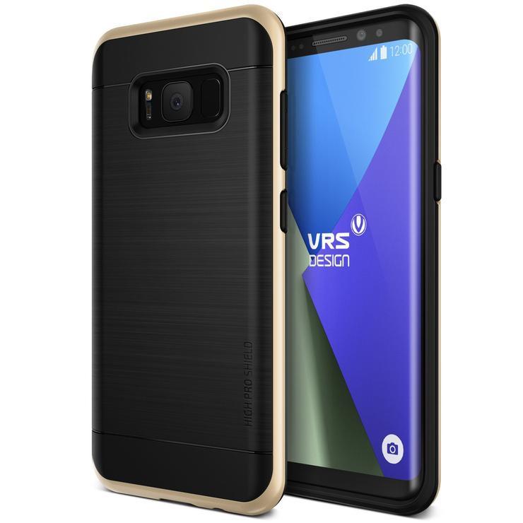 Verus VRS Design Samsung Galaxy S8 2017 Phone Case Crystal Clear Mixx Case   7b340ab09d0