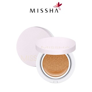 Missha Magic Cushion Spf50 Pa 15g Cover Lasting Moist Up
