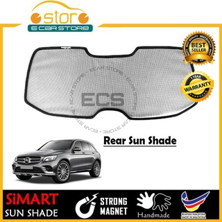 1 PC BACK REAR WINDSCREEN FOLDABLE CURTAIN SUN SHADE FIT BENZ GLC