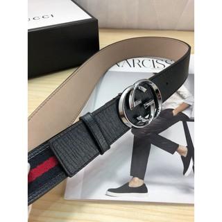 93766ac24 Gucci Belt Belt Gucci GG Fashion Belt VAT09 | Shopee Malaysia
