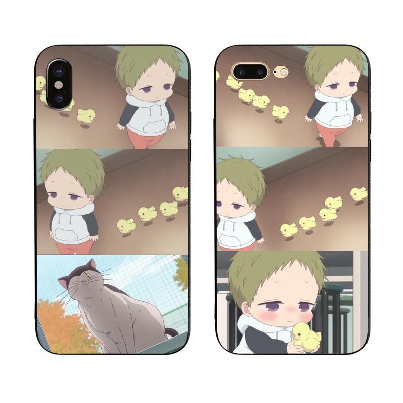 Cute Babysitters Kotaro Case Iphone 6 6s 6p 7 7plus 8 8plus X Xr Xs Max S9 Cases Shopee Malaysia