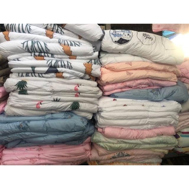 ผ้าห่มขนเป็ดเทียม ผ้าห่มเพื่อสุขภาพ กันไรฝุ่นนุ่มห่