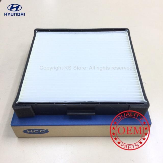 Hyundai Elantra 2003 (XD) Cabin Air Filter-OE: 97133-2D900
