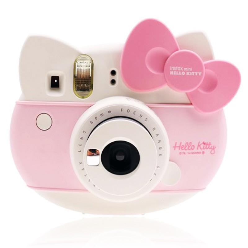 Fujifilm Fuji Instax Mini 8 Hello Kitty Edition Boxset Instant Film Photo Camera