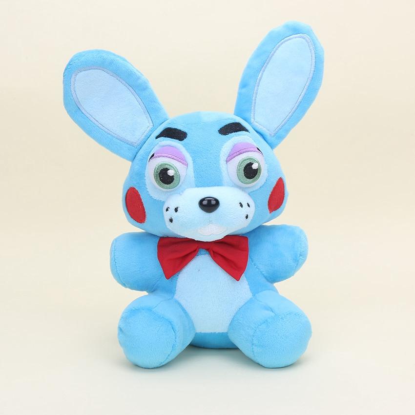 Five Nights at Freddy/'s bonnie rabbit 6/' plush stuffed toy doll  birthday