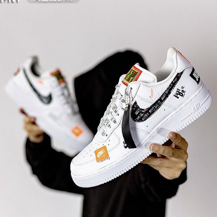 Neu Authentic Nike Air Force 1 Just Do It Men's Women's