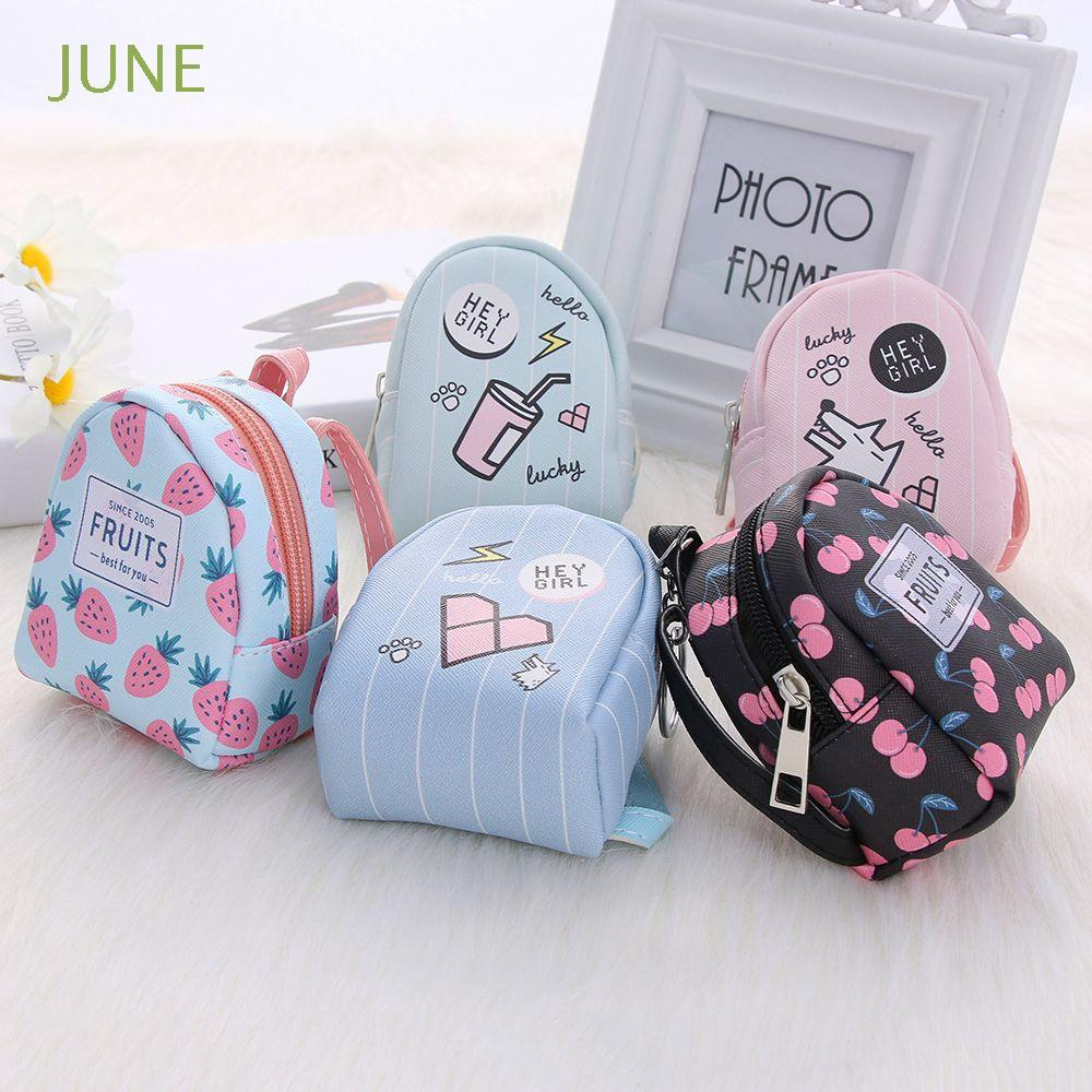 Wallet Storage Bag Card Holder Handbag Keys Pouch Girls Coin Purse