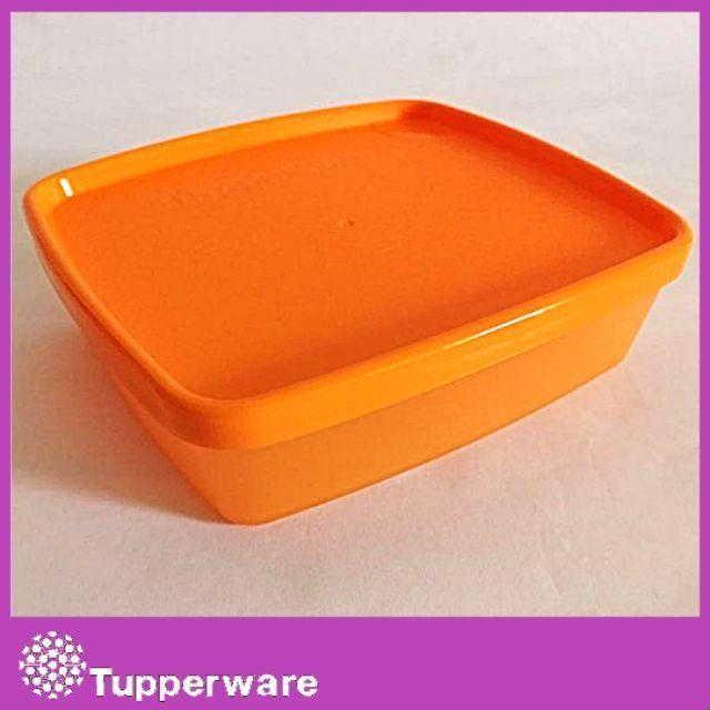 Tupperware Shallow Square Round 250ml