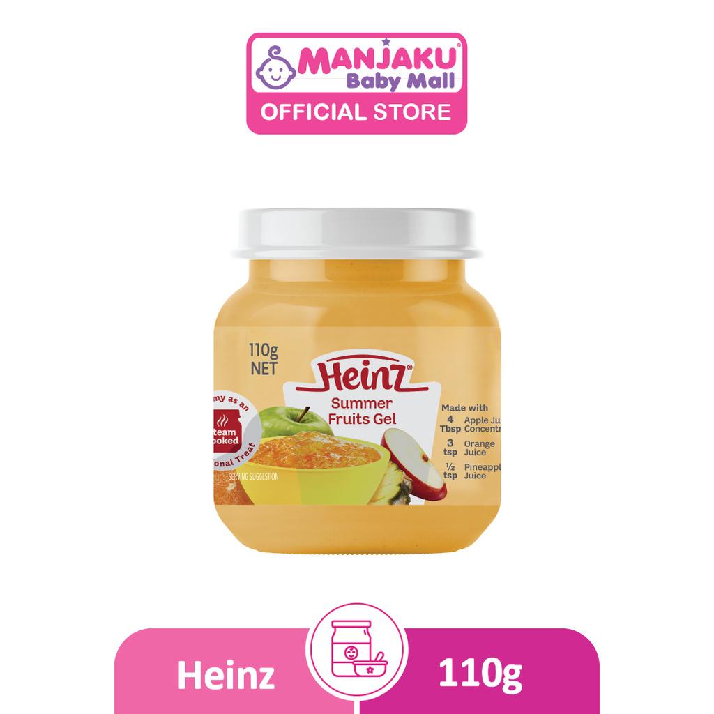 Heinz Baby Food-Summer Fruits Gel 110gm