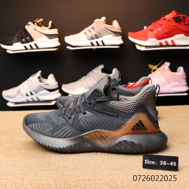 f2924fbfbbede  5 colors Original Adidas Alphabounce Beyond Men running shoes mens sneakers