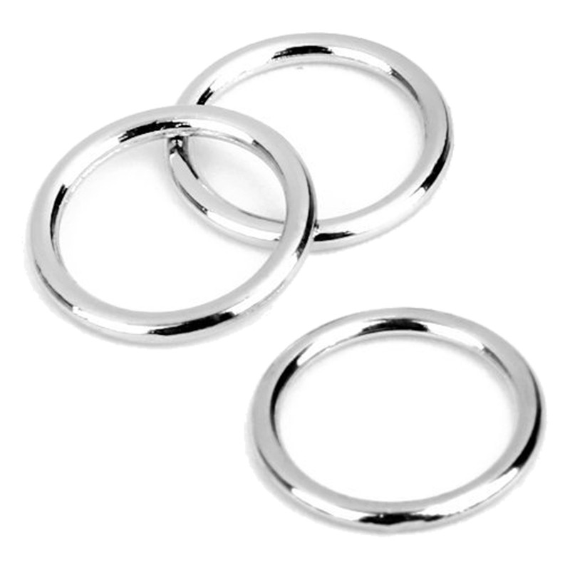 Smithers Oasis Festive Polystyrene Half Round Rings//Wreaths 25cm Pack of 2