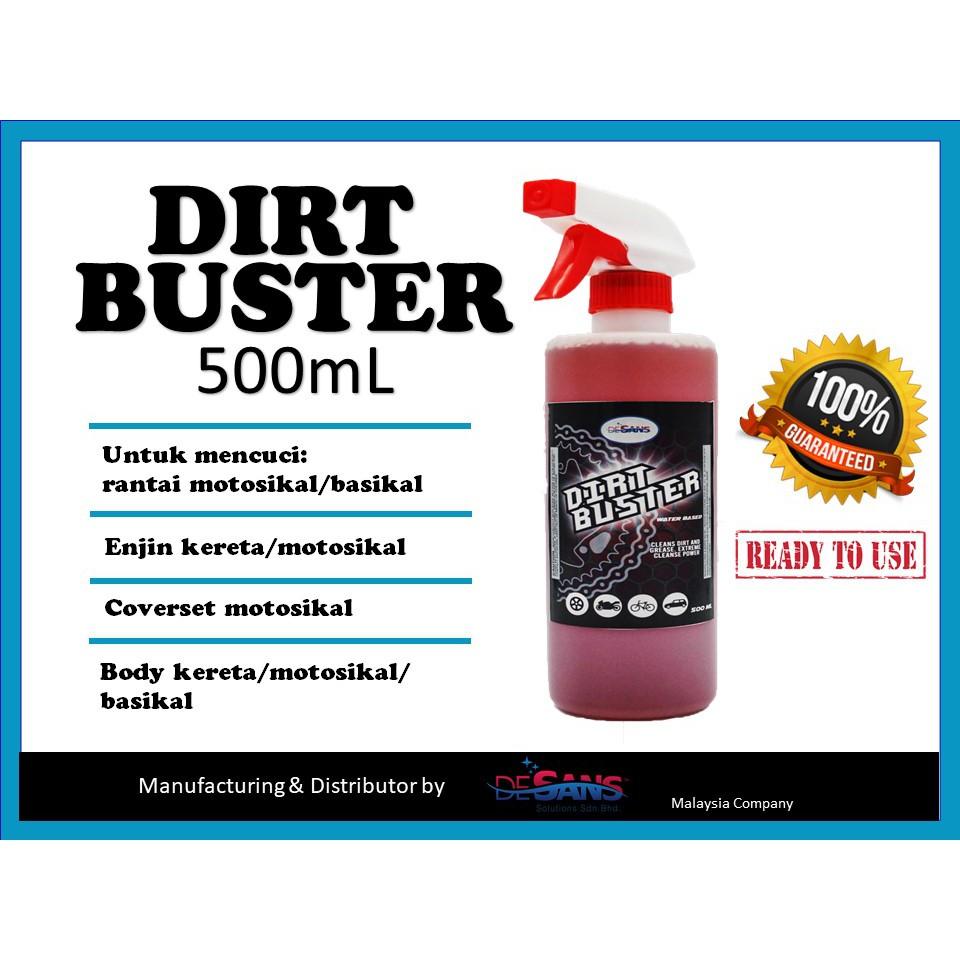 Desans Dirt Buster Spray 500mL