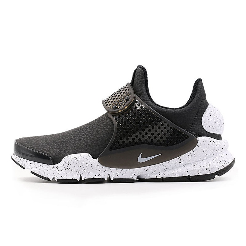wholesale dealer b17a9 325ab NIKE Nike SOCK DART PRM Women Oreo Trends Socks Casual Shoes 881186-001-400