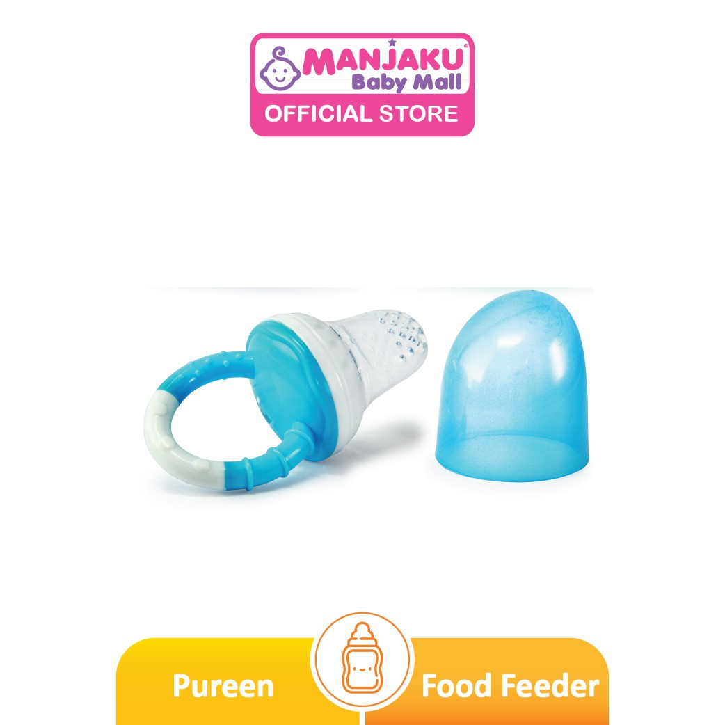 Pureen Silicone Food Feeder (Assorted)