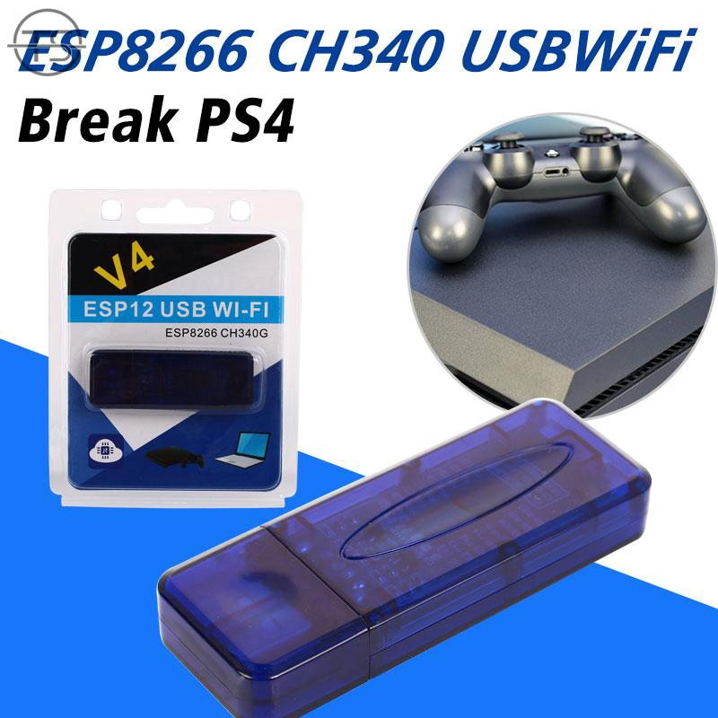 SONG for PS4 WiFi Internet Module USB ESP8266 Play Games Free Motherboard  Mini