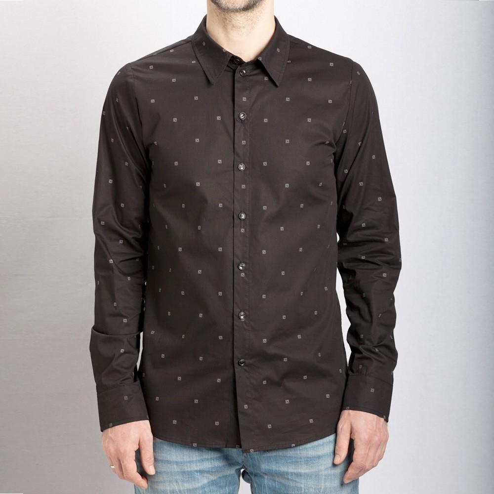 DOTA 2 Long Sleeve Woven Button Up XL
