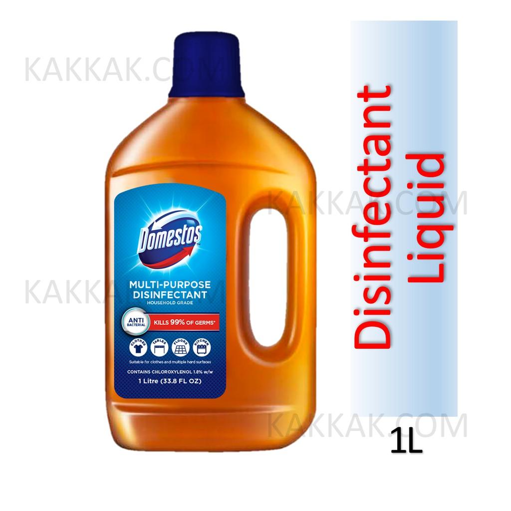 DOMESTOS Multi-purpose Disinfectant Liquid 1L