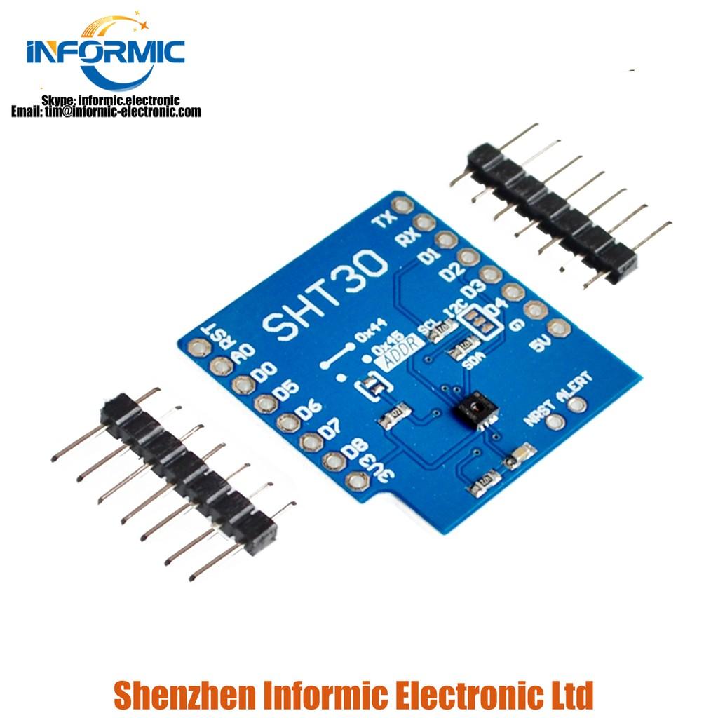 Cjmcu 75 Lm75 Temperature Sensor High Speed I2c Development Board Schematic Shopee Malaysia