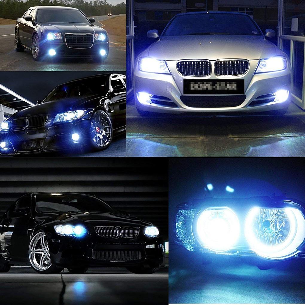 2X H7 Ice Blue High Power 33SMD LED For Car Fog Light  truck Bulbs DRL Lamp