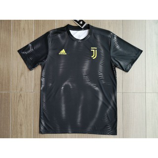 finest selection 9e463 00f97 JUVENTUS TRAINING JERSEY 2018/2019 BLACK | Shopee Malaysia