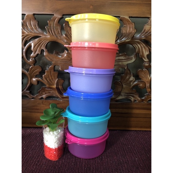 small round container 200ml