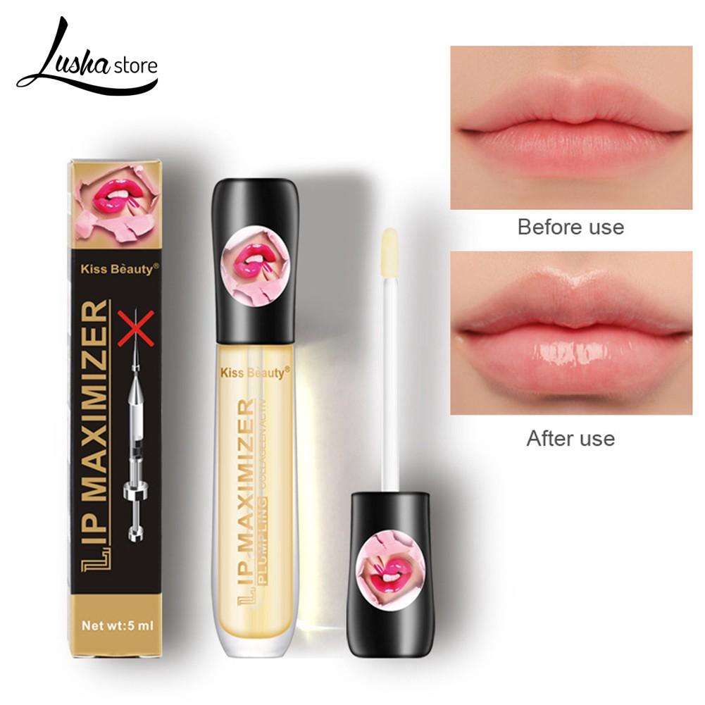 CAN BUY Lusha Kiss Beauty Long Lasting Transparent Lip Cream