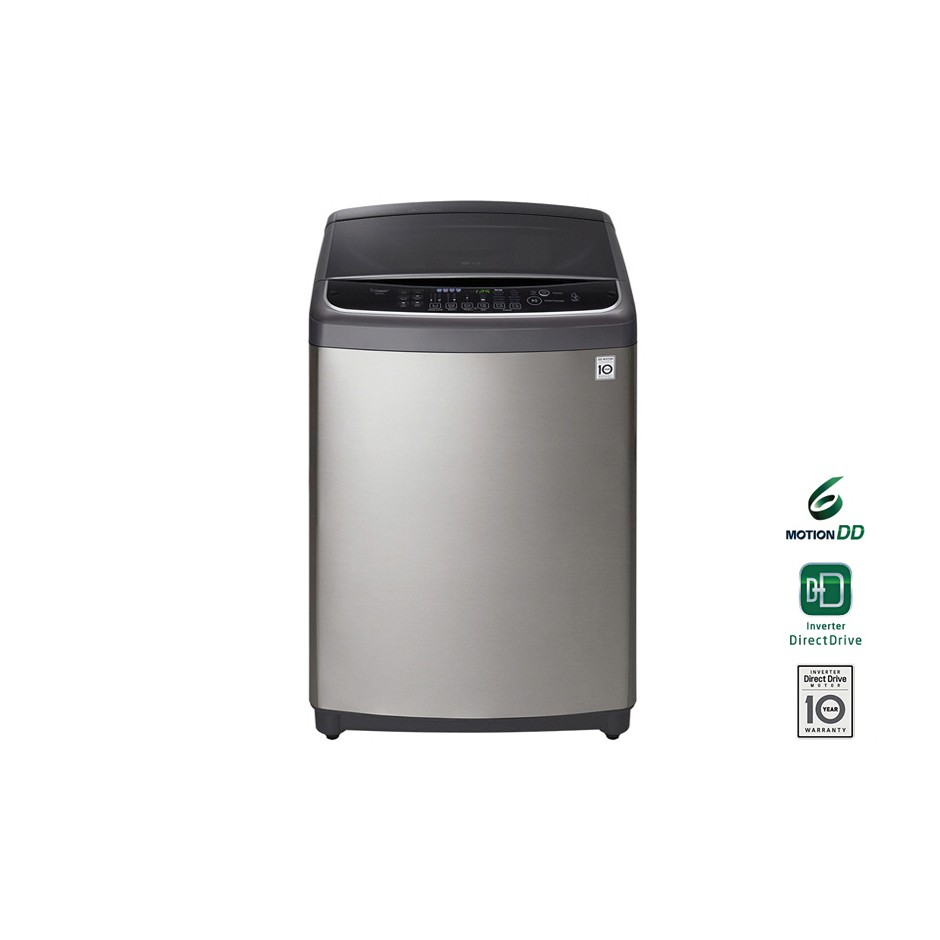 LG WIFI WASHING MACHINE (21KG) T2721SSAV INVERTER DIRECT DRIVE ,TURBOSHOT